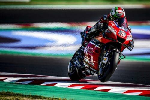 2020 GP Emilia Romagna QP