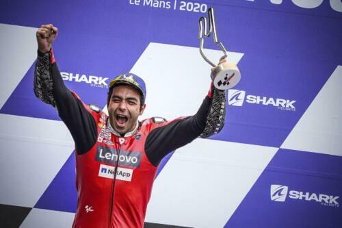 2020 GP Francia RACE