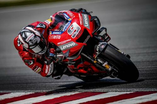 Sepang Test 2020 Day 01-3