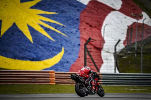 2020 Test Sepang Day 01