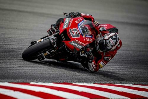 Sepang test day 02-2