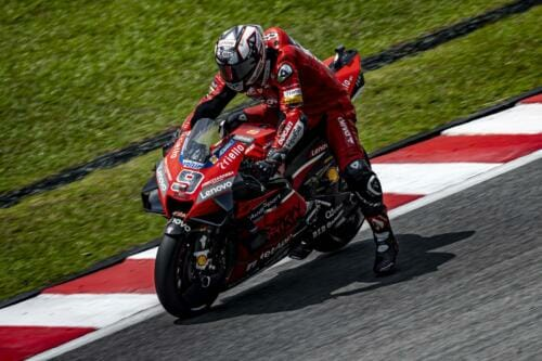 2020 Sepang Test Day 03