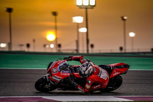 2020 Losail Test Day 2-2