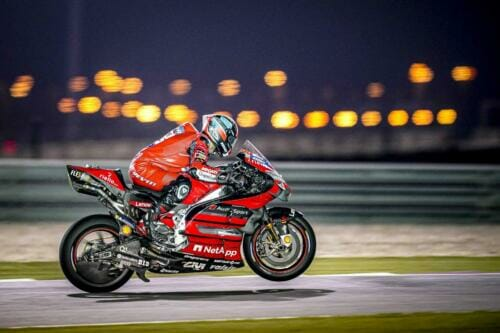 2020 Losail Test Day 3-2