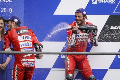 Francia Race