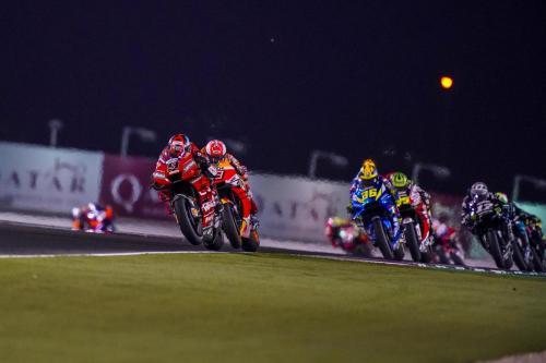 Qatar race petrucci